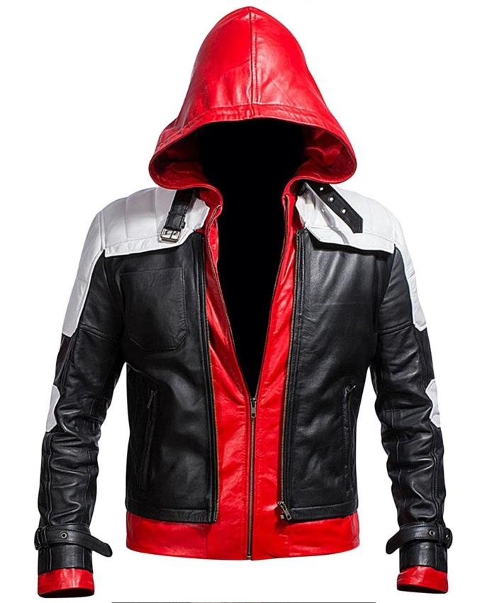 Batman Red Hood Jacket