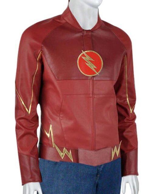 Flash Leather Jacket