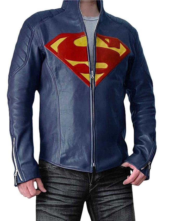 Man Of Steel Superman Henry Cavill Jacket