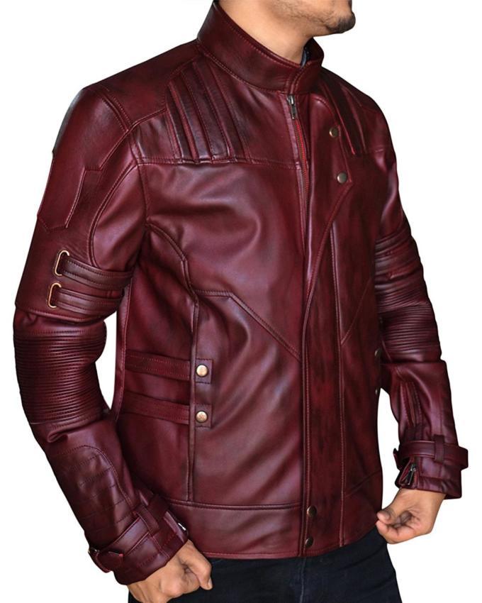 Chris Pratt Star Lord 2 Jacket