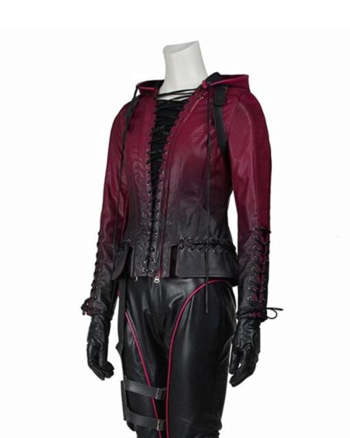 Speedy Leather Jacket