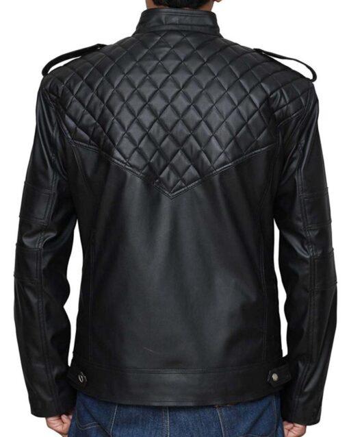 Batman Arkham Knight Leather Jacket