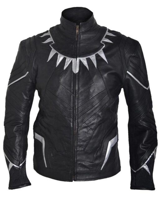 T'Challa Leather Jacket