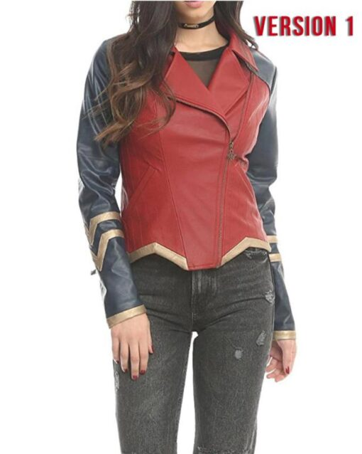 Wonder Woman Her Universe Jacket