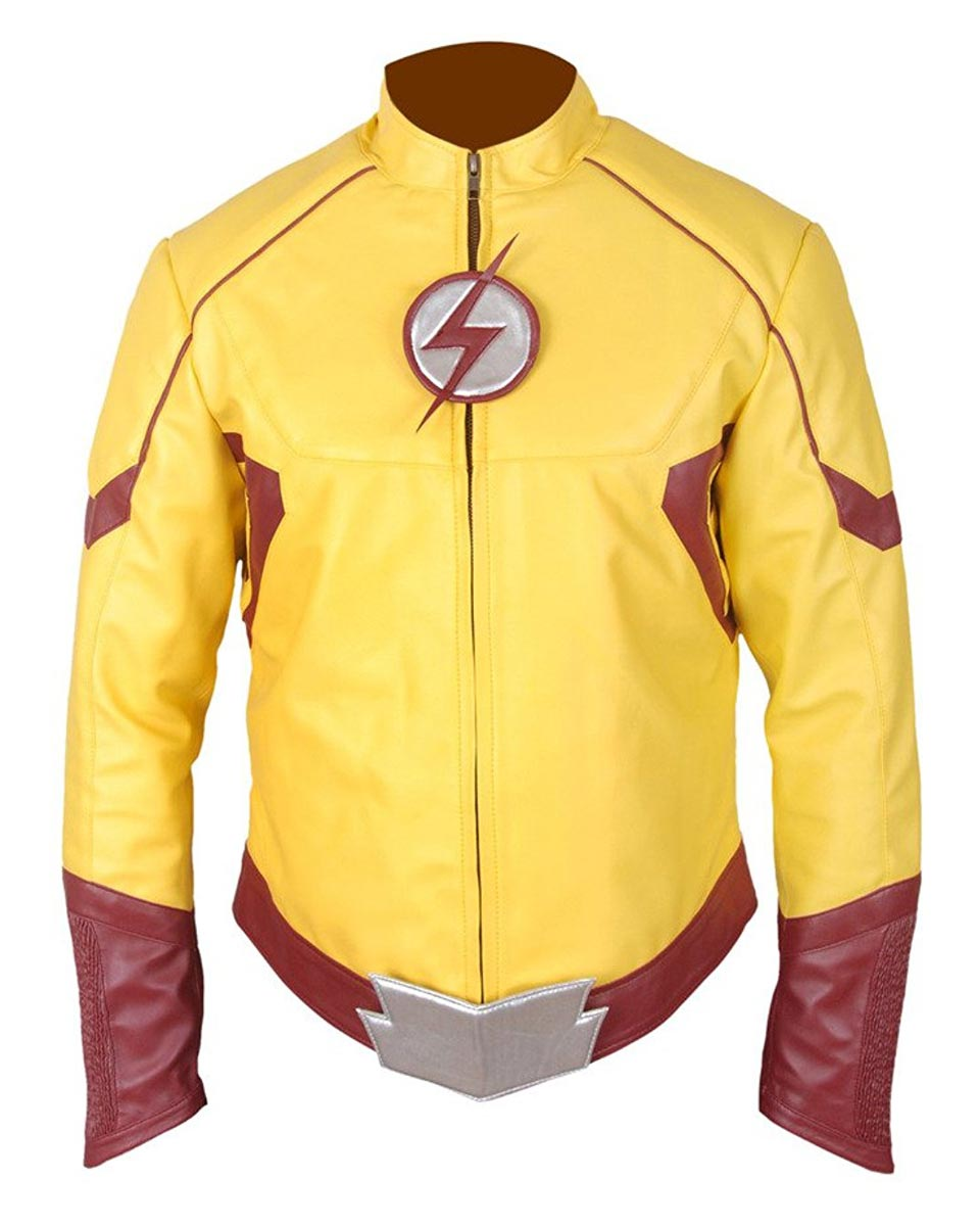 Kid Flash Wally West Jacket