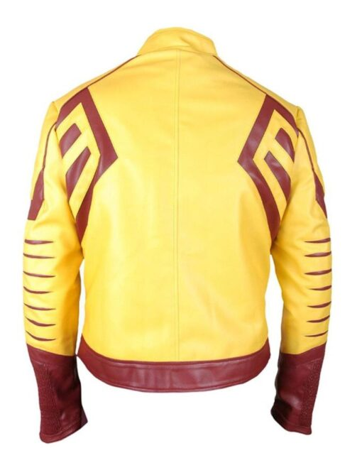 Wally West Kid Flash Jacket