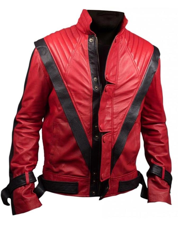 king of pop michael jackson thriller jacket william jacket