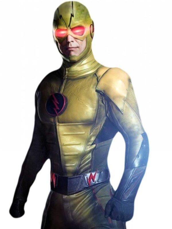 Reverse Flash Jacket