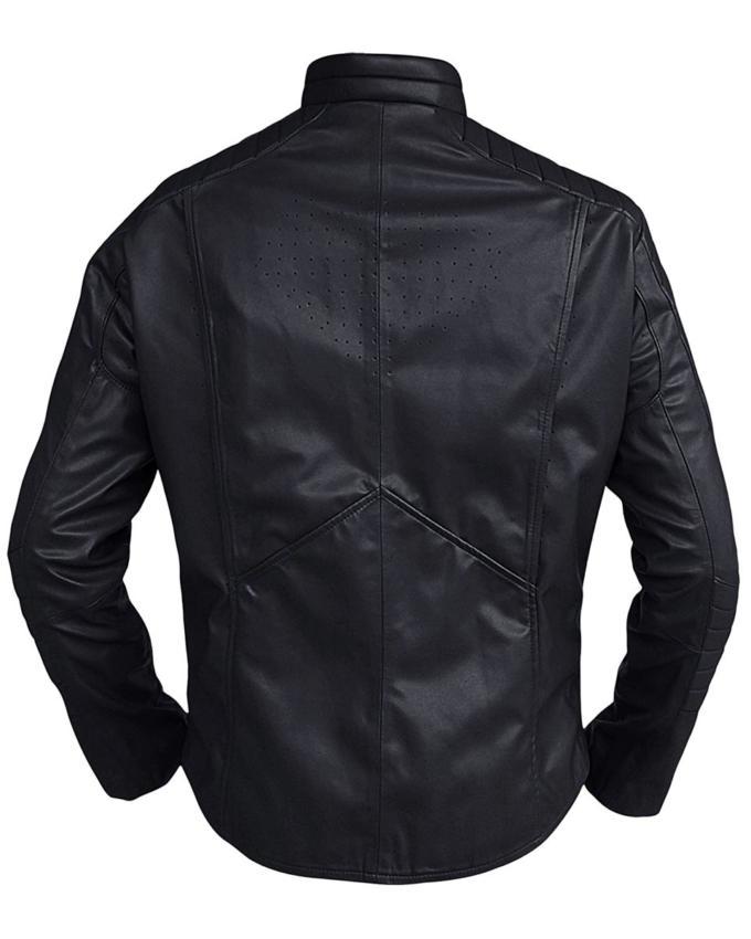 Smallville Black Jacket