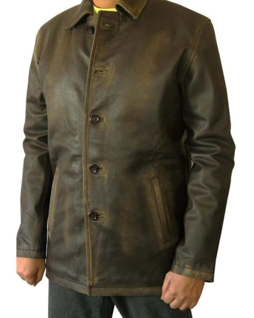 Supernatural Dean Winchester Leather Coat