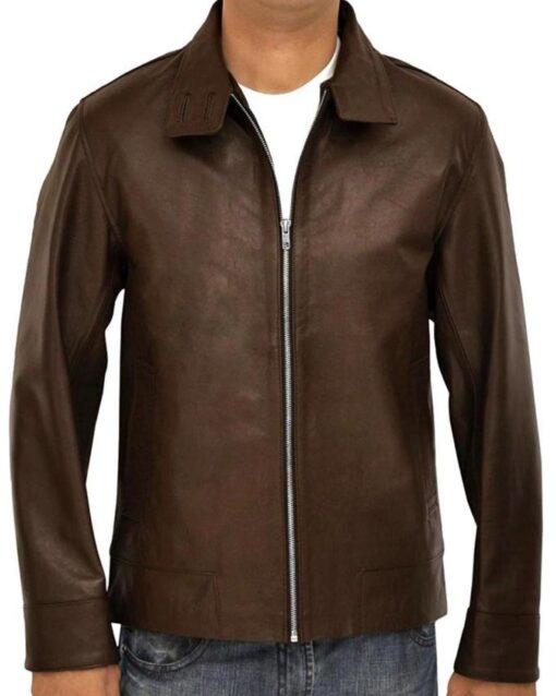 Magneto Leather Jacket
