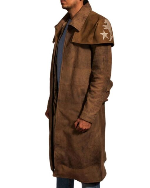 Fallout 4 Duster Coat