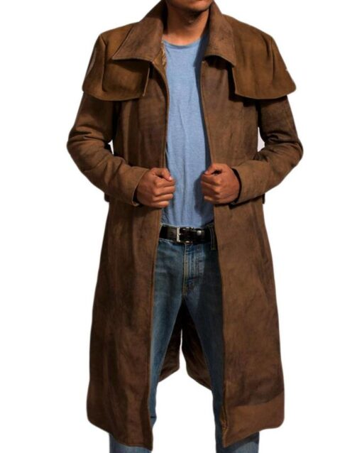 Fallout 4 Ranger Duster Jacket