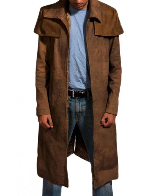 Duster Ranger Leather Jacket