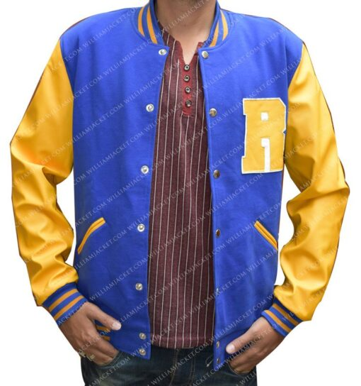 Archie Andrews Riverdale TV Series Letterman Jacket