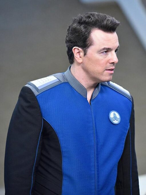 The Orville Ed Mercer Blue Jacket