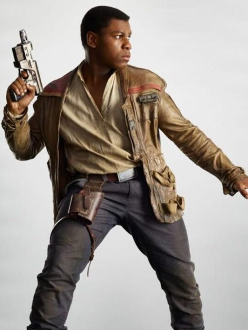 Finn Star Wars Episode 8 Jacket