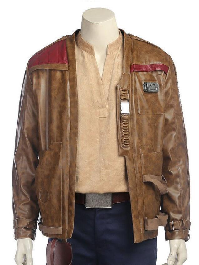 Finn John Boyega The Last Jedi Jacket