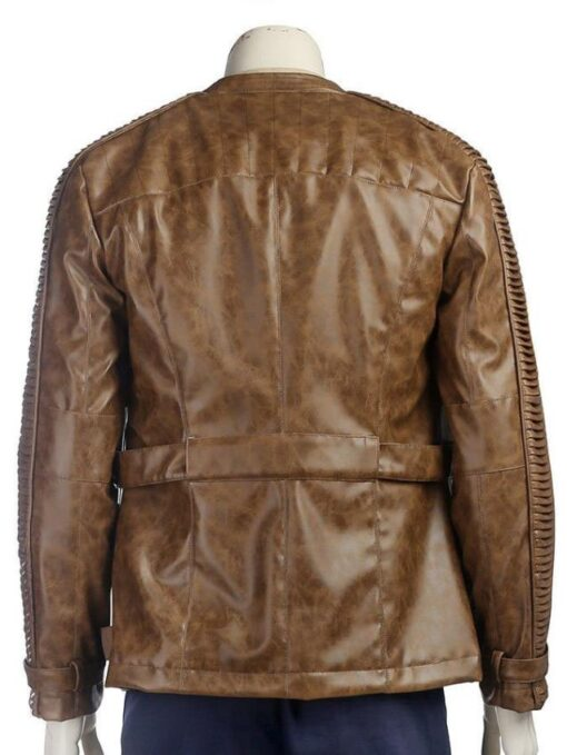 FInn Star Wars The Last Jedi Leather Jacket