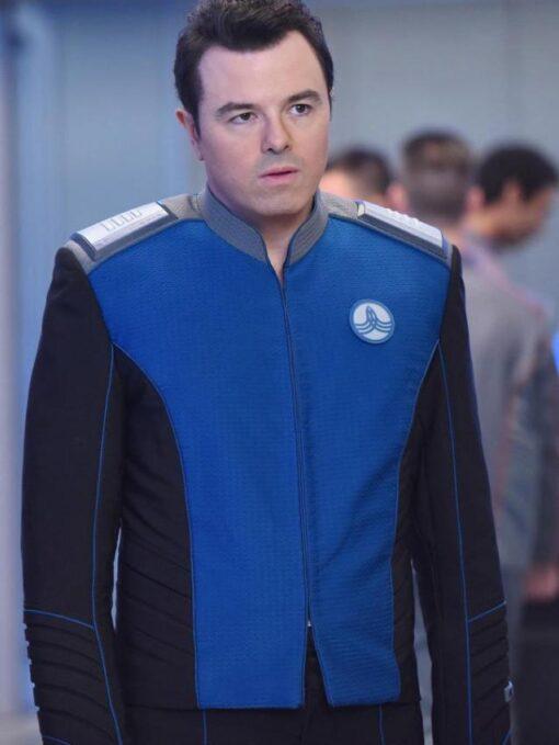 Ed Mercer Jacket