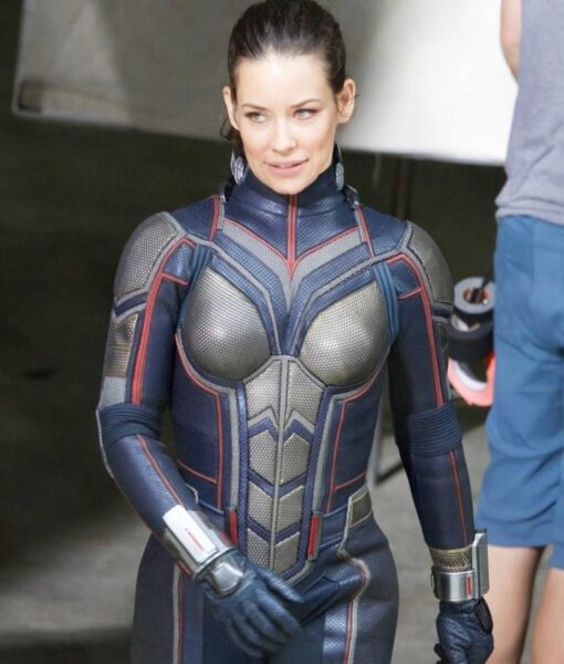 Evangeline Lilly The Wasp Jacket