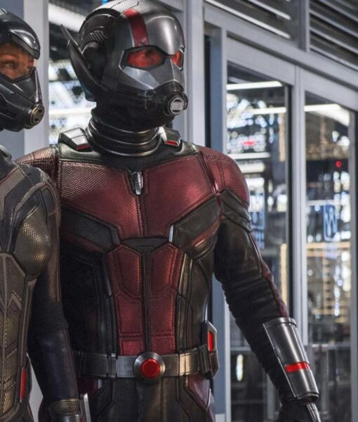Ant-Man And The Wasp Jacket