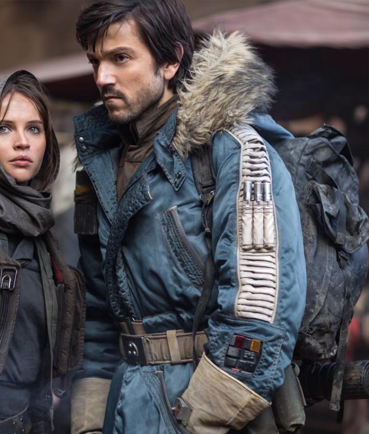 Star Wars Rogue One Parka Jacket