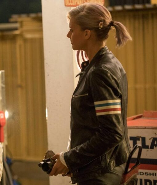 Future Man Eliza Coupe Biker Jacket