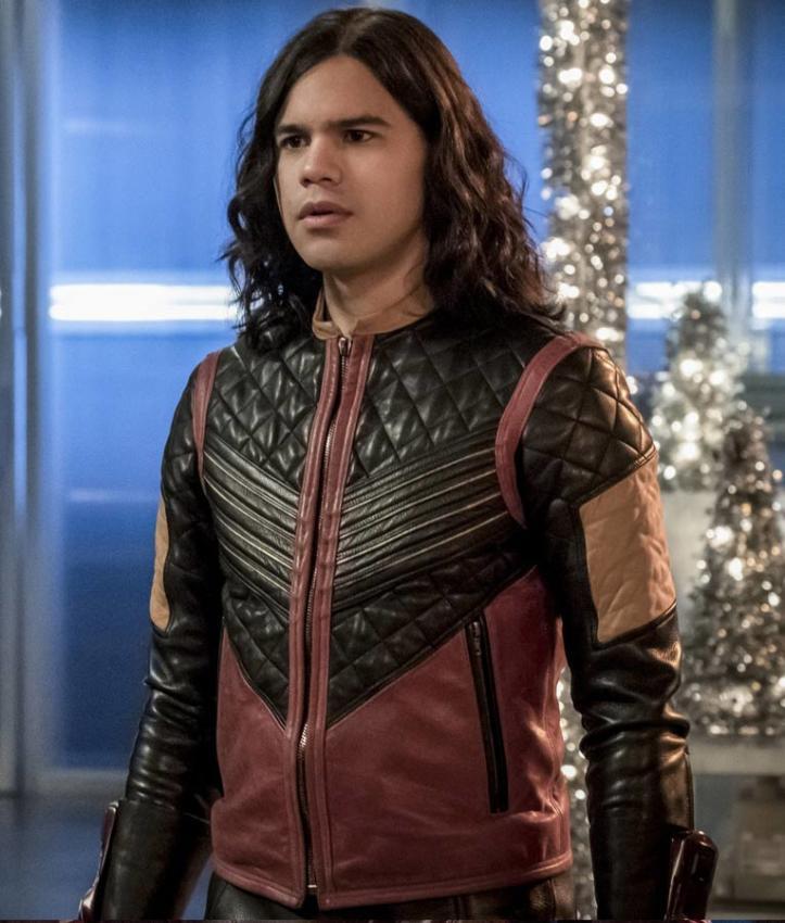 The Flash Vibe Jacket