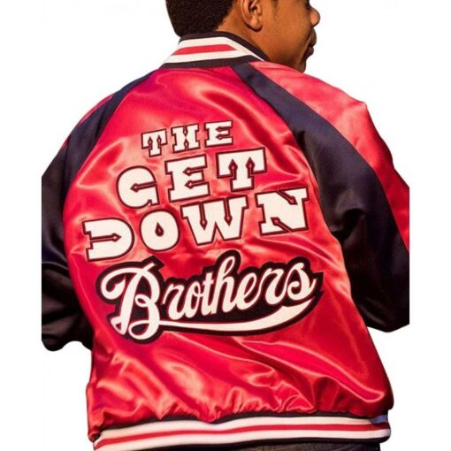 the get down bomber jacket