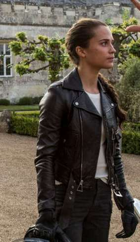 Tomb Raider Jacket