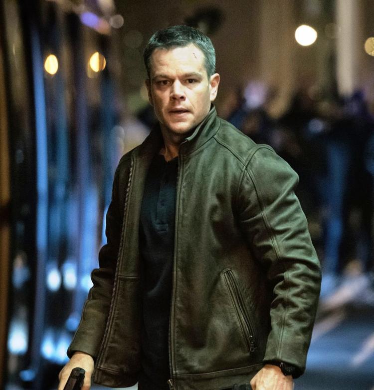 Matt Jason Leather Jacket