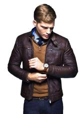 Mens Leather William Jacket