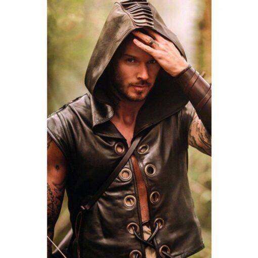 Max Boublil Robin Des Bois La Véritable Histoire Robin Hood Jacket