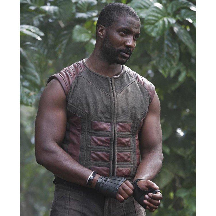 Eme Ikwuakor Inhumans Vest