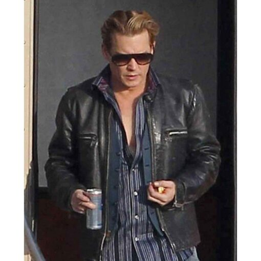 Johnny Depp Mortdecai Jacket