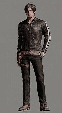 Matthew Mercer Resident Evil Vendetta Cafe Racer Jacket