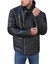 Cold Pursuit Trevor Viking Calcote Black Jacket