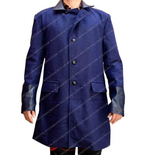 Gotham-Bruce-Wayne-Blue-Trench-Coat-William-Jacket-Main