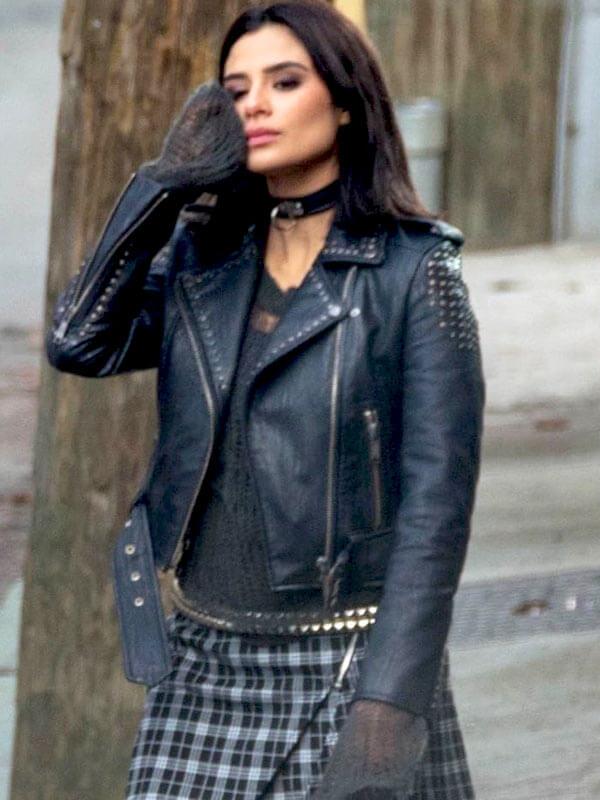 Jane Doom Jacket | Jacket Crazy William Patrol Leather Black