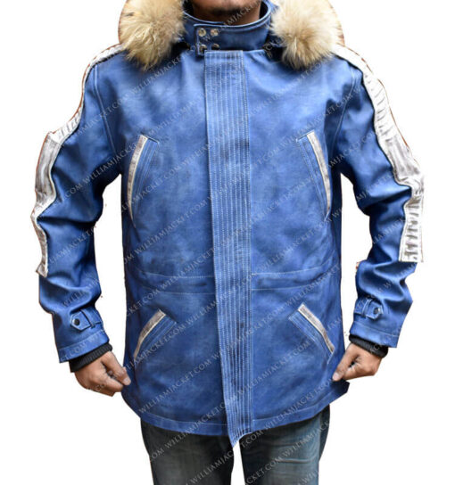 Captain Cassian Andor Parka Jacket Main