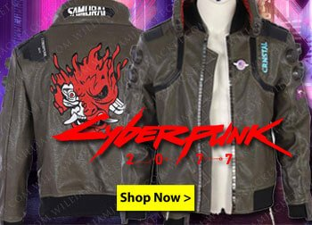 Cyberpunk-2077-Bomber-Leather-Jacket-WilliamJacket