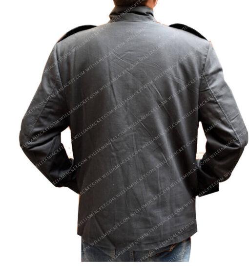 Frank Castle The Punisher Jacket Back