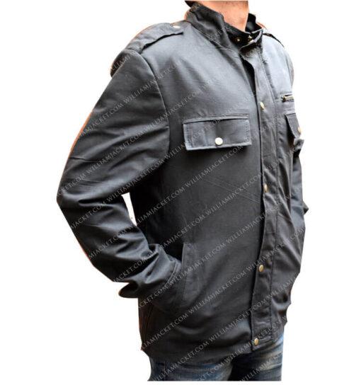 Frank Castle The Punisher Jacket Side
