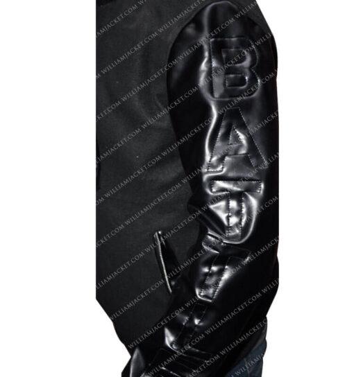Michael B Jordan Creed Jacket William Jacket Logo