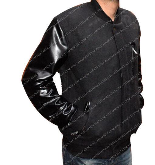 Michael B Jordan Creed Jacket William Jacket Side left
