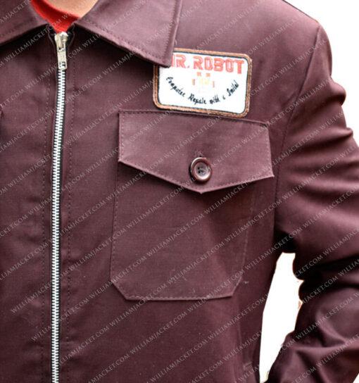 Mr. Robot Christian Slater Jacket Front