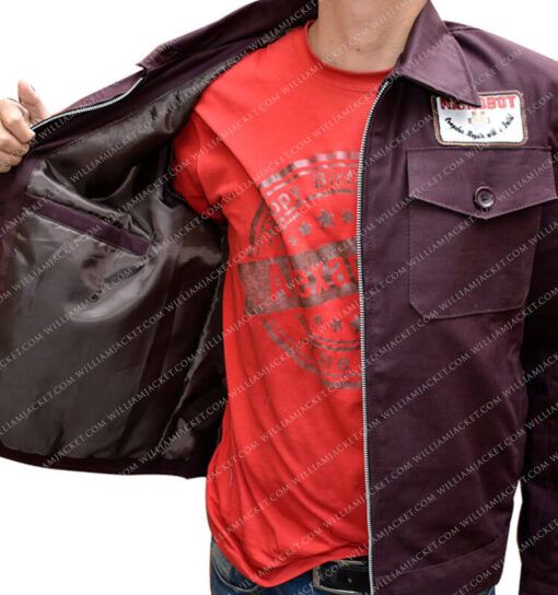 Mr. Robot Christian Slater Jacket Left