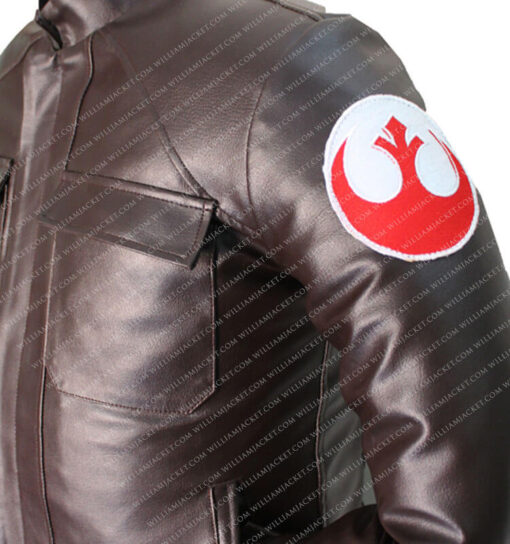 Poe-Dameron-Star-Wars-Jacket-William-Jacket-Logo