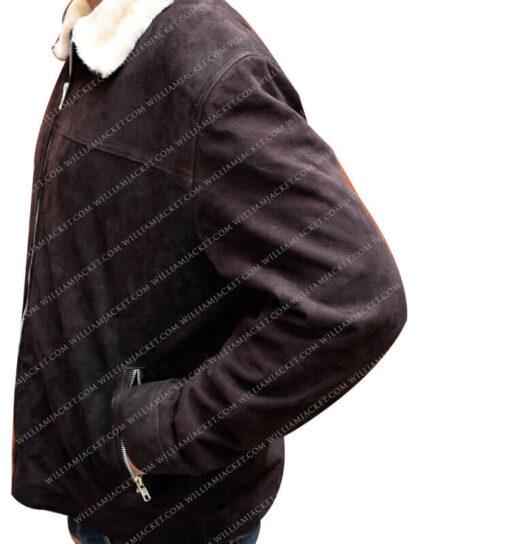 Rick Grimes The Walking Dead Jacket William Jacket Side Left